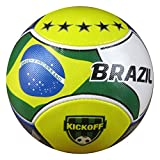 Speed Up Brazil Flag Football Size 5