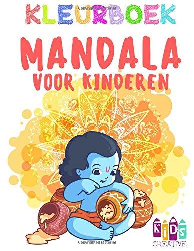 Mandala Kleurboek voor peuters ~ Makkelijk Mandalas: cijfers, vogels, vis, meisjes, muizen, leeuwen, olifanten, giraffen, nijlpaard, wasbeer, katten, ... (Volume 3) (Mandala voor kinderen, Band 3) (Mandala Vogel)