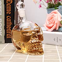 Crystal Head Kuru Kafa Cam Şişe (550 ml)