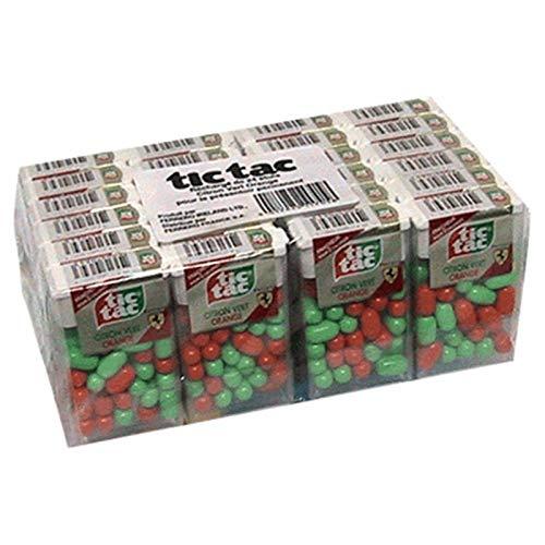Tic Tac Citron Vert Orange x24