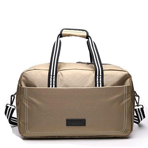 Große kapazität business travel bag/oblique travel bag/umhängetasche/outdoor sports wasserdichte gym bag-C C