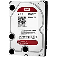 "Western Digital WD40EFRX Disque dur interne 3,5"" 4 To SATA III"