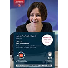 Amazon acca accounting finance books acca f8 audit and assurance study text fandeluxe Images