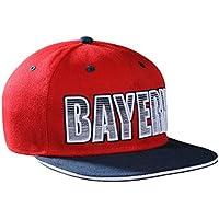 FC Bayern München Kappe Cap Flatcap Kids Bayern 20172