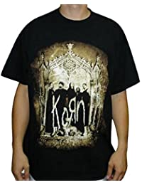 Korn Shattered Glass Camiseta nVOnfGS