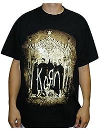 Korn Shattered Glass Camiseta rv1ZKakNC