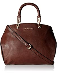 Elespry Women's Handbag (Brown) (JG-31534-BR)