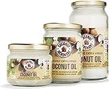 1 Litre Coconut Merchant Organic Raw Extra Virgin Coconut Oil Bild 6