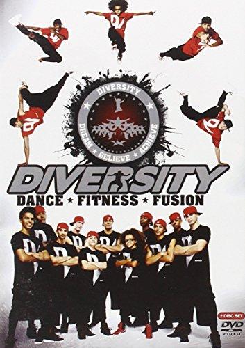 Diversity - Dance, Fitness, Fusion [Reino Unido] [DVD]