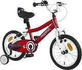 Moma Bikes Vélo 16' avec Petites Roues Inclus, Ideal pour Enfant a partir de 4 Ans...