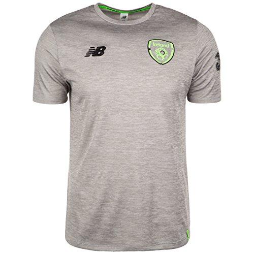 New Balance Irland Elite T-Shirt Herren Hellgrau, XL