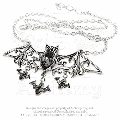 Alchemy Gothic Viennesi Notti Collana