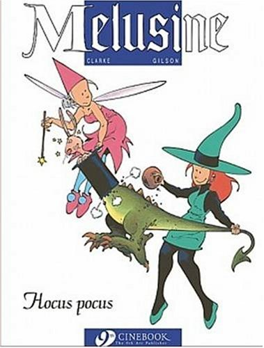 Mélusine - tome 1 Hocus Pocus (01)