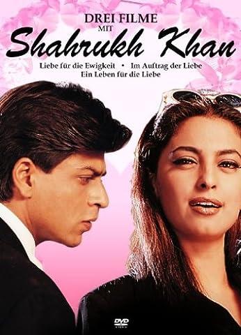 Shahrukh Khan (3 Disc Set), Nr. 1 (Ram Jaane, Liebe für die Ewigkeit, Im Auftrag der Liebe) (Bollywood Mit Shahrukh Khan)