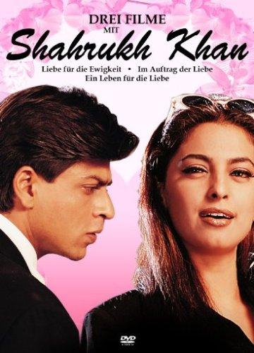 Shahrukh Khan (3 Disc Set), Nr. 1 (Ram Jaane, Liebe für die Ewigkeit, Im Auftrag der Liebe)