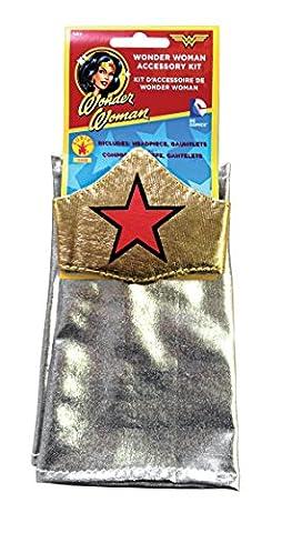 Kit accessoires Wonder Woman TM