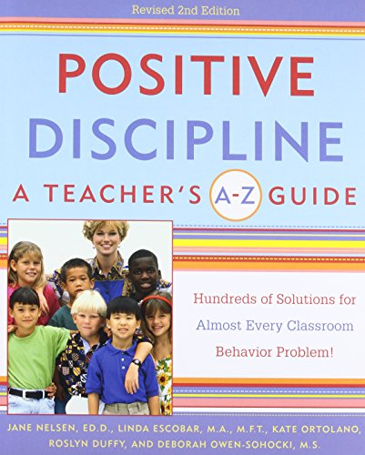 e-Books Best Sellers: Positive Discipline: A Teacher's A-Z Guide (Positive Discipline Library)