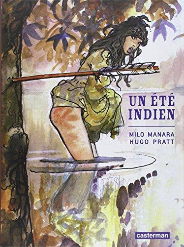 Un été indien par Milo Manara