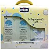 Chicco CF Trial Set bagnosc.200ml + Shampoo200ml + colonia100ml