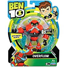 Ben 10 Action Figures - Overflow