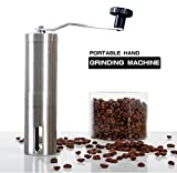 Best Grinder For French Press Coffees - BRBHOM Manual Coffee Grinder for French Press Coffee Review