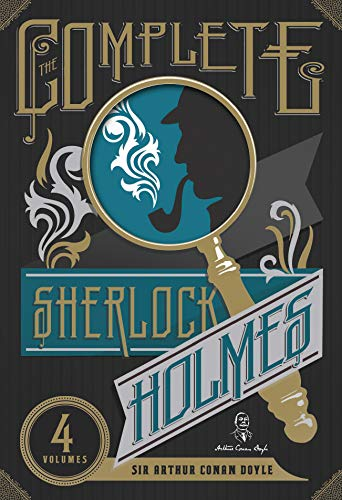 The Complete Sherlock Holmes: Volumes 1-4 (The Heirloom Collection) (English Edition) por Arthur Conan Doyle