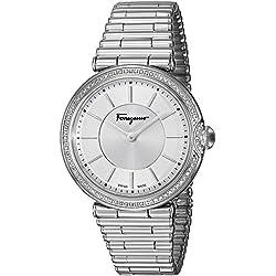 Salvatore Ferragamo FIN050015 reloj cuarzo para mujer