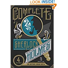 The Complete Sherlock Holmes: Volumes 1-4 (The Heirloom Collection)