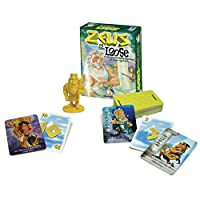 Gamewright Zeus On The Loose Game, multicoloured