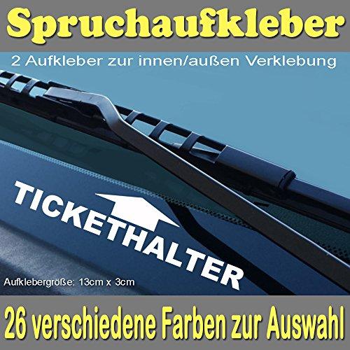 Tickethalter Strafzettel Auto Au...