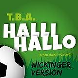 Halli Hallo (Schön Dass Ihr Da Seid!) [Wikinger Version] [Em2016]