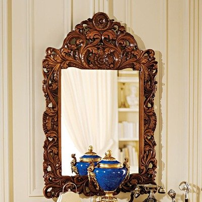 design-toscano-chateau-gallet-mirror