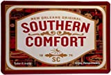 Southern Comfort Whisky Likör Schild 20 x 30 cm Reklame Retro Blechschild 59