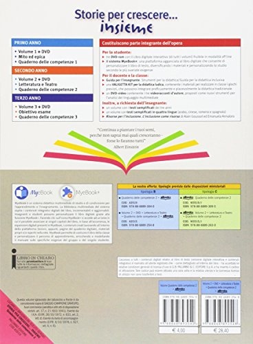 Storie per crescere insieme. Quaderno delle competenze. Per la Scuola media. Con e-book. Con espansione online: 2