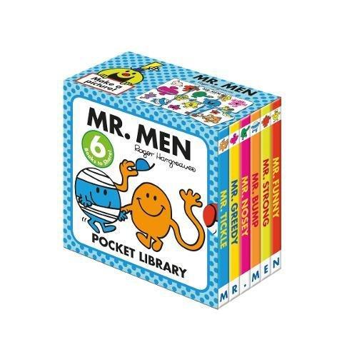 Mr. Men: Pocket Library