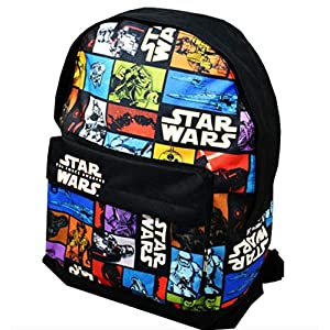 51tn4TW50 L. SS300  - Mochila para niños de Star Wars The Force Awakens, producto oficial