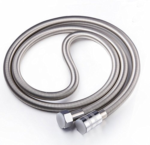 comprare on line Flessibile Doccia in Acciaio Inox 2,0m, Cromo prezzo
