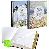 Album de fotos adhesivo original frases de 20 pag (Un viaje)