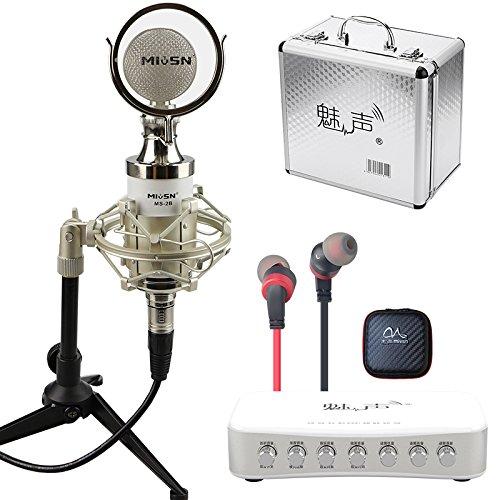 spirit-sound-t8-2-sound-audio-cards-set-condenser-microphone-karaoke-recording-computer-network-call