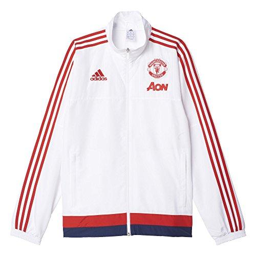 adidas-herren-fussballjacke-mufc-pre-jacket-weiss-rot-s-4055014887112