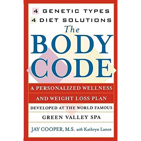 The Body Code: A Personalized Wellness and Weight Loss Plan