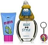 First American Brands Blue Style Die Schlümpfe Schlumpfine 100 ml