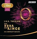 Der Herr der Ringe. Die Komplettlesung: mp3 von J.R.R. Tolkien Ausgabe ungekürzte Lesung (2011) -