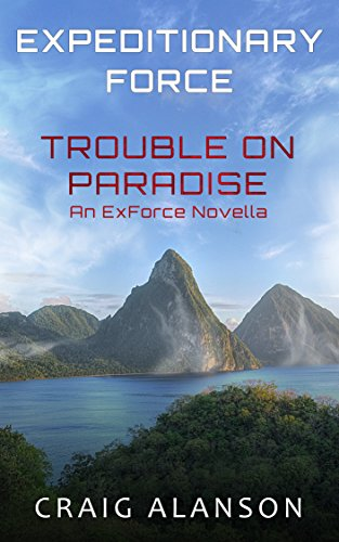 Trouble on Paradise: an ExForce novella (ExForce novellas Book 1) (English Edition)