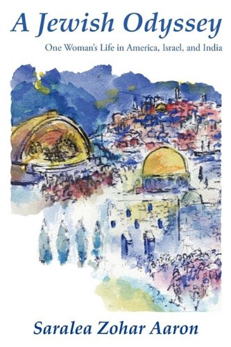 A Jewish Odyssey Cover Image