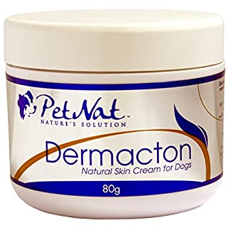 Petnat Dermacton Cream for ITCHY Dogs - Professionally recommended for itching & hair loss. Stops itching and scratching… 8