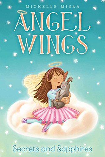 Wings Halo Angel (Secrets and Sapphires (Angel Wings, Band)