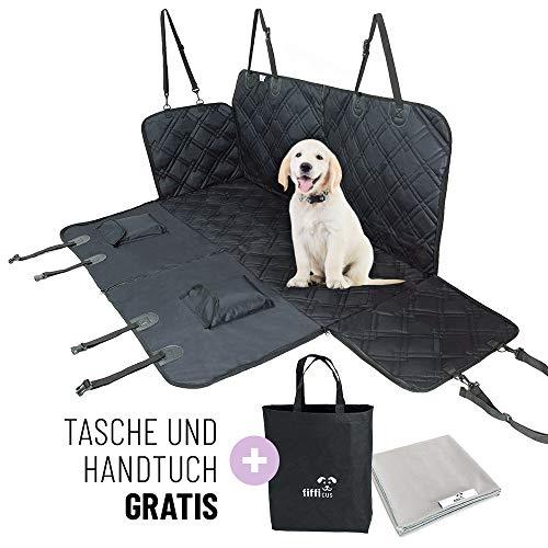 fifficus® Universal Hundedecke für die Auto Rückbank… | 08719326366401