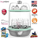 Best Electric Breastfeeding Pump - Trumom Electric Steam Sterilizer for 6 Feeding Bottles Review