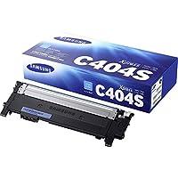 """Samsung CLT-C404S/ELS Original Toner für Laserdrucker """"SL-C430"""" cyan"""
